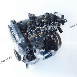 Kadjar Dizel Sandık Motor 1.5 Dci K9K 647 Euro 6 100018382R