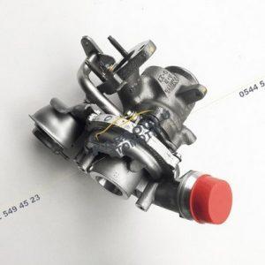Captur Clio 4 Turbo Kompresör 90 Hp 144116213R 144119263R 144119998R