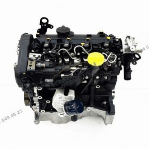 Scenic 3 Dizel Sandık Motor 1.5 Dci K9K 846 Euro 5 8201177757