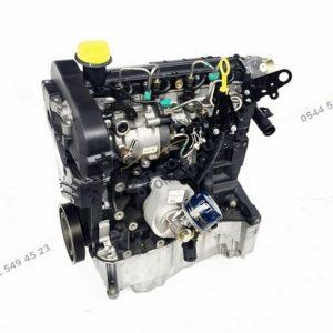 Scenic 2 Megane 2 Dizel Sandık Motor 1.5 Dci K9K 724 85 BG 7701476605 7702035157 7711368353