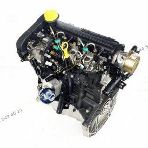 Modus Dizel Sandık Motor 1.5 Dci K9K 766 85 BG 7701476906