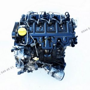 Master Dizel Sandık Motor 2.5 16V G9U 632 7701479074
