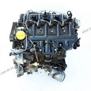 Master Dizel Sandık Motor 2.5 16v G9U 754 7701475325