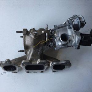 Captur Clio 4 Turbo Manifold 1.2 H5F 144100054R 144105784R 144106351R