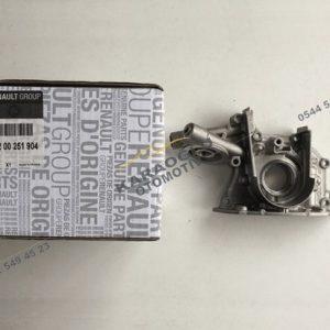 Clio Twingo Yağ Pompası 1.2 D4F 8200150042 8200251904 8200674801