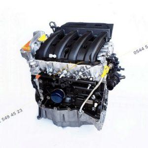 Scenic 2 Megane 2 Komple Motor 1.4 K4J 730 7701474410