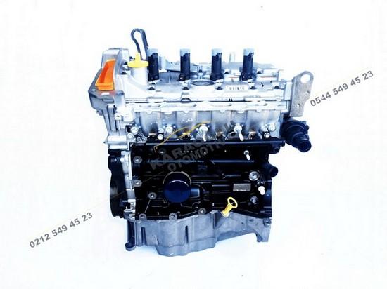 Modus Clio 3 1.4 Komple Motor K4J 780 7701476615 7701477170