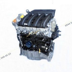Clio Symbol Sandık Motor K4J 1.4 16v 7702301599