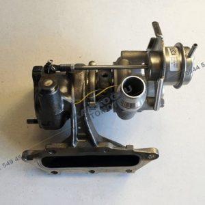 Captur Clio 4 Turbo Kompresör Benzinli Motor 144102462R