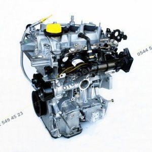 Captur Symbol 2 Benzinli Sandık Motor 0.9 Tce H4B 408 8201588337