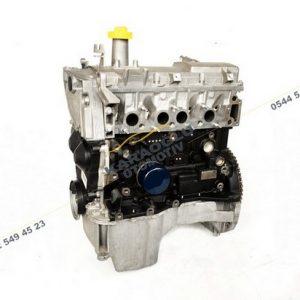 Clio Symbol Komple Motor 1.4 8v K7J 702 7702301532