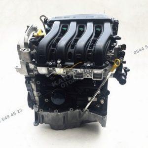 Scenic 2 Benzinli Sandık Motor 1.6 16V K4M 812 7701476945 7701477172
