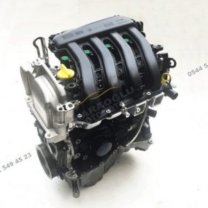 Laguna 2 Komple Motor 1.6 K4M 716 7701476592