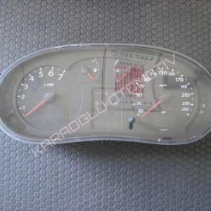 Clio Kilometre Gösterge Tablosu Otomatik Vites 7711368920
