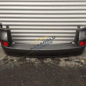 Clio 3 Grand Tour Arka Tampon Komple Dolu 7701477509