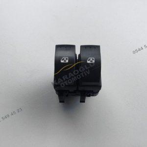 Kangoo 3 Cam Düğmesi Sol Ön 8200476806