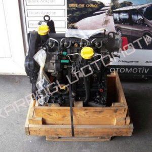 Modus Clio 3 Sandık Motor 1.5 Dizel K9K 752 65 Bg 7701475932