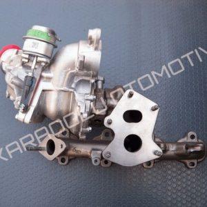 Trafic 3 1.6 Dizel Turbo Kompresör 144103495R 144107692R Gt1236Z