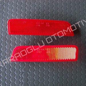 Velsatis Arka Tampon Reflektörü 7701208720