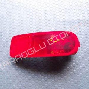 Clio 3 Grand Tour Sağ Arka Tampon Reflektörü 8200612622 8200728116