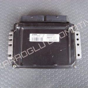 Megane Scenic Motor Beyni 1.6 16v 8200044437 8200059086 S110138000