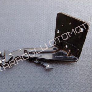 Master 3 Sürgülü Kapı Rayı Mekanizması Alt 8200660913