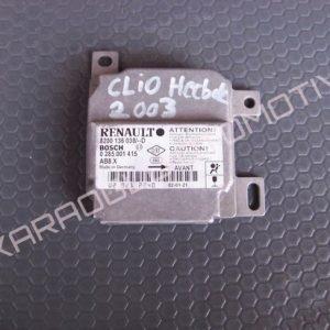 Clio Hava Yastığı Beyni Bosch 8200136038