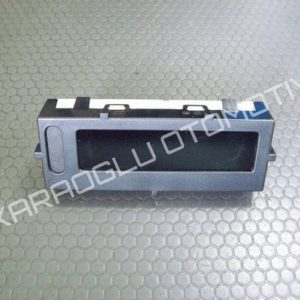 Megane 3 Fluence Radyo Gösterge Ekranı 280348813R