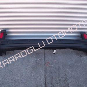 Kangoo 3 Arka Tampon Komple Dolu 7701478197