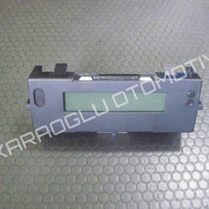 Megane 2 Radyo Göstergesi Ekranı 8200755120