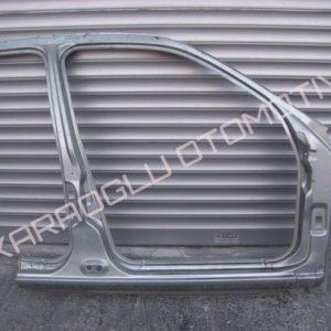 Clio Symbol Kapı Kasası Sağ Ön 7751474407