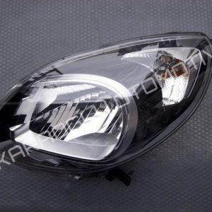 Kangoo 3 Ön Sol Far Siyah Makyajlı Kasa 260607949R