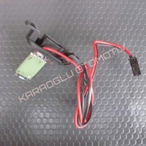 Kangoo 3 Fan Motoru Rezistansı 7701068978