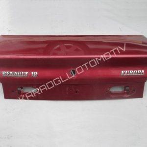 Reno 19 Europa Bagaj Kapağı Sedan 7751466999