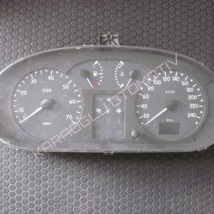 Symbol Thalia Kilometre Gösterge Paneli Benzinli 8200066931