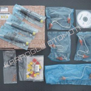 Clio Kangoo Enjektör ve Boru Takımı 1.5 Dizel 65 Bg 7701474915 7701477005 7701477312 7701478016