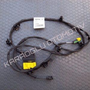 Megane 3 Fluence Koltuk Airbag Tesisatı 870690128R