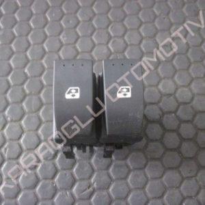 Clio Cam Düğmesi Sol Ön 8200060045