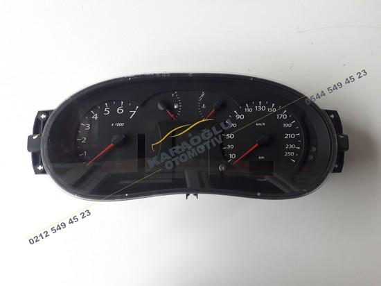 Clio Symbol Kilometre Gösterge Saati 8200748173