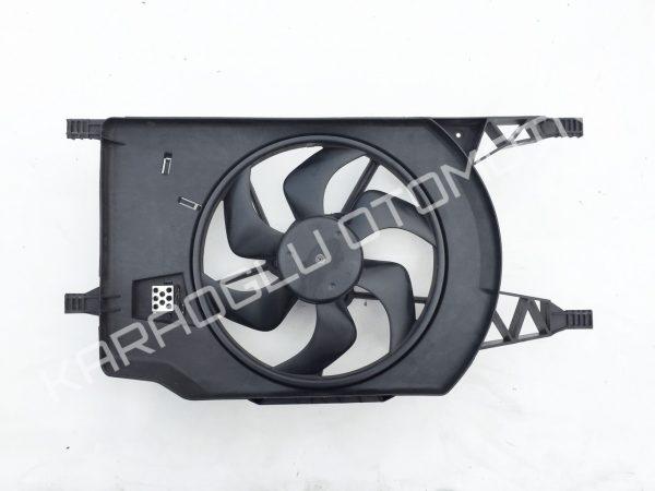 Espace 4 Velsatis G9T Fan Davlumbazı Motor Pervane 7701049657 7701053640