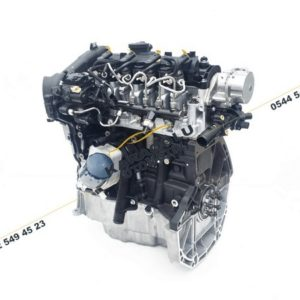 Megane 4 Sandık Motor 1.5 Dci 110 BG Euro 6 K9K 656 8201630670