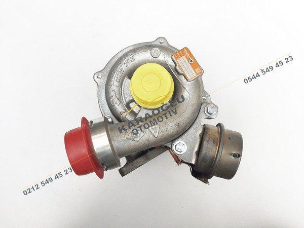 Fluence Megane Scenic Turbo K9K 1.5 Dci 105 BG 54399700070 7701476883
