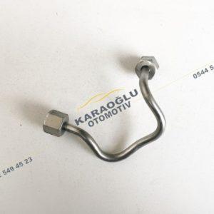 Clio 4 Captur Symbol Joy Yakıt Hortumu 1.5 Dci 90 BG 166805506R