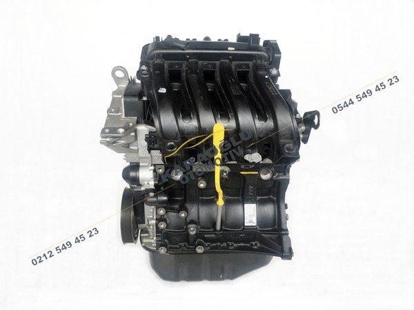 Clio Modus Komple Sandık Motor 1.2 16v D4F 740 7701475951