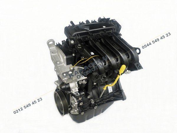 Clio Symbol Komple Motor 1.2 16v D4F 728 7701476005
