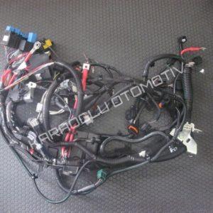 Clio 4 Symbol Captur Komple Motor Tesisatı 0.9 Tce H4B 240113942R